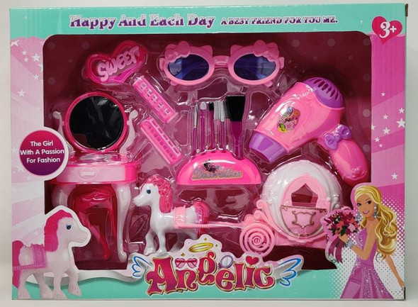 Toy Angelic Happy And Each Day Play Set F-134