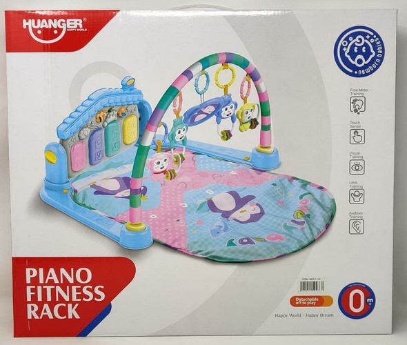 Baby Toy Huanger Piano Fitness Rack 0M+ F-13