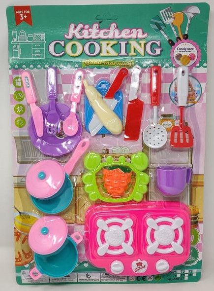 Toy Kitchen Cooking Good Moring Candy Shop F-166