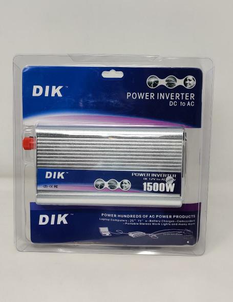 INVERTER DIK 1500W 12V-110V