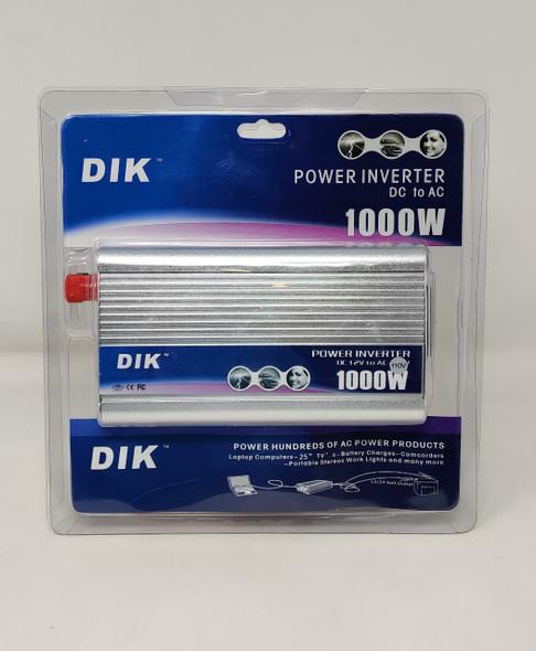 INVERTER DIK 1000W 12V-110V