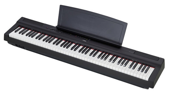KEY BOARD YAMAHA P-125B DIGITAL PIANO