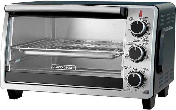 TOASTER OVEN BLACK & DECKER TO1950SBD