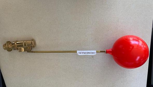 "BRASS VALVE 3/4"" CRONEX CXP5607 HEAVY W/OUT BALL"