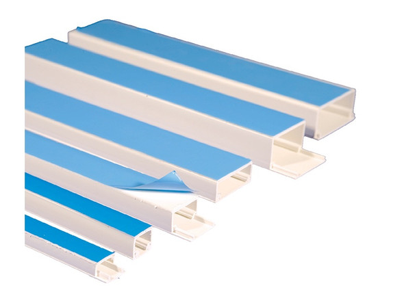 TRUNKING 25MM X 16MM SELF ADHESIVE CXE5141
