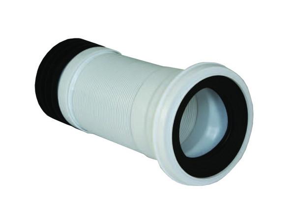 "PVC PAN CONNECTOR 4"" FLEX SCOTLAND MC ALPINE #CXP5037"