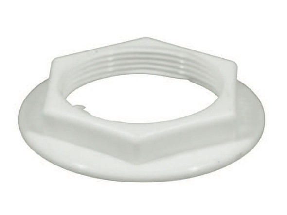 "SINK WASTE NUT ONLY 1 1/2"" PLASTIC #CXP5237"