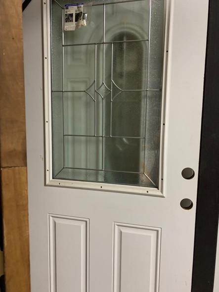 DOOR STEEL JELDWEN HALF LIGHT GT R01433JW
