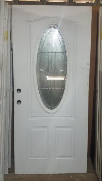 DOOR STEEL JELDWEN OVAL NICKLE GT R00397JW