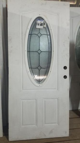 DOOR STEEL JELDWEN OVAL NICKLE M/BAY R00406JW