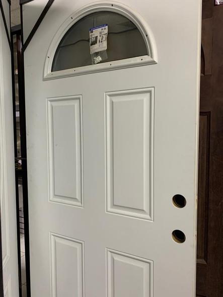 DOOR STEEL JELDWEN SUNBURST M/BAY R01434JW