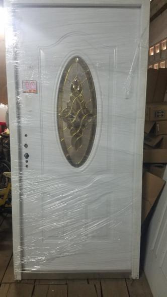 DOOR STEEL MEXIN #MX3D2027 970 X 2050 MM