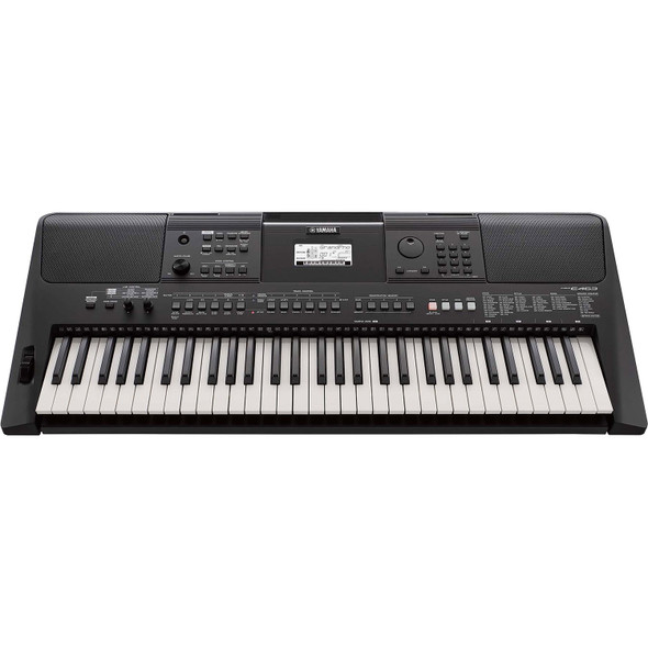 KEY BOARD YAMAHA PSR-E463