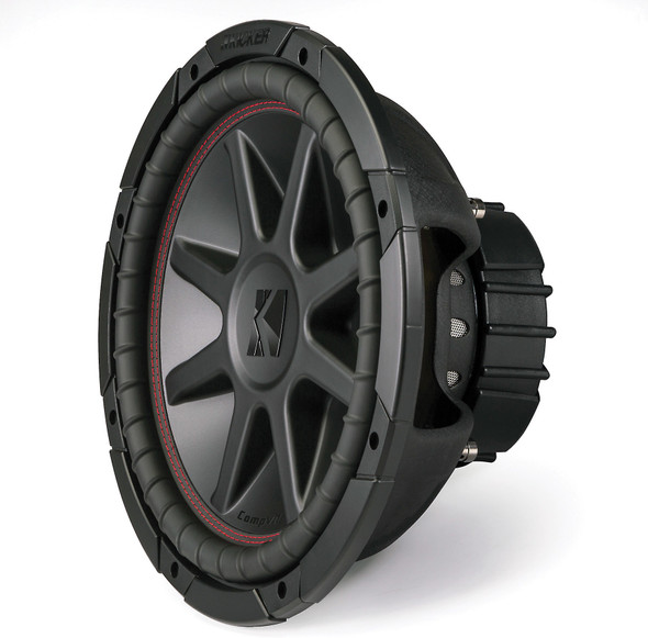 "SPEAKER CAR KICKER 12"" 43CVR124 COMP VR 4OHM"