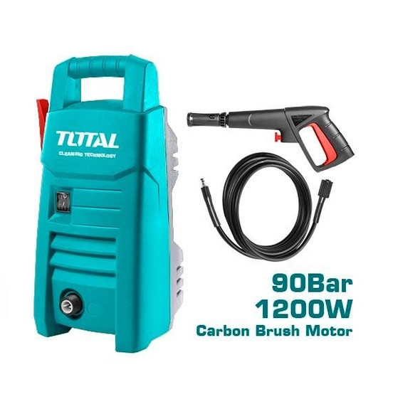 PRESSURE WASHER TOTAL UTGT11306 ELECTRIC 1200W