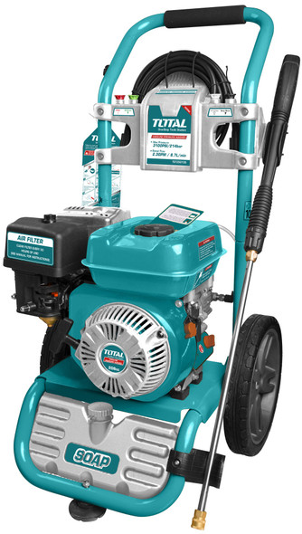 PRESSURE WASHER TOTAL TGT250105 GAS 3100PSI 214BAR