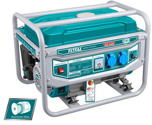 GENERATOR TOTAL 3000W UTP130005 PULL START