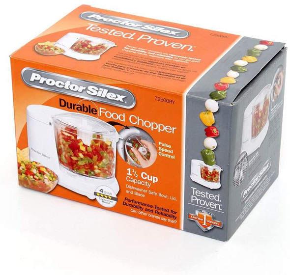 MINI FOOD CHOPPER PROCTOR SILEX 72500RY