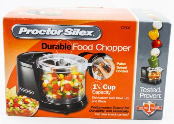 MINI FOOD CHOPPER PROCTOR SILEX 72507