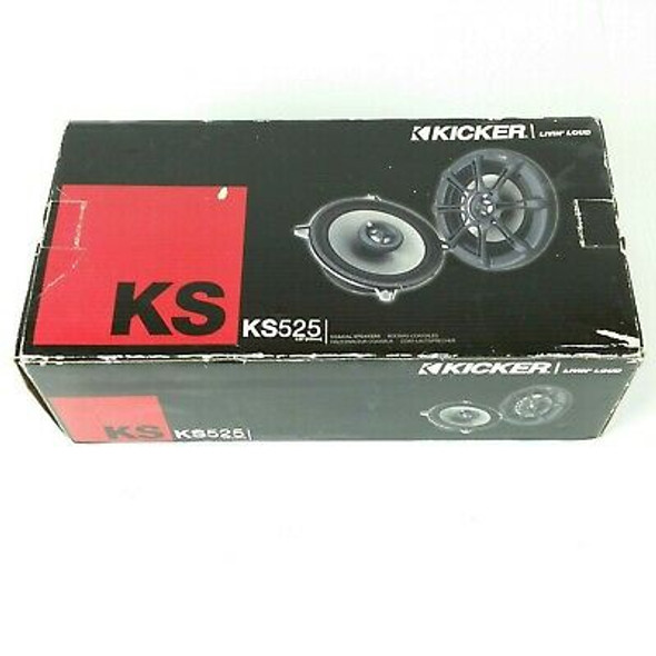 "SPEAKER CAR KICKER 5.25"" KS525"