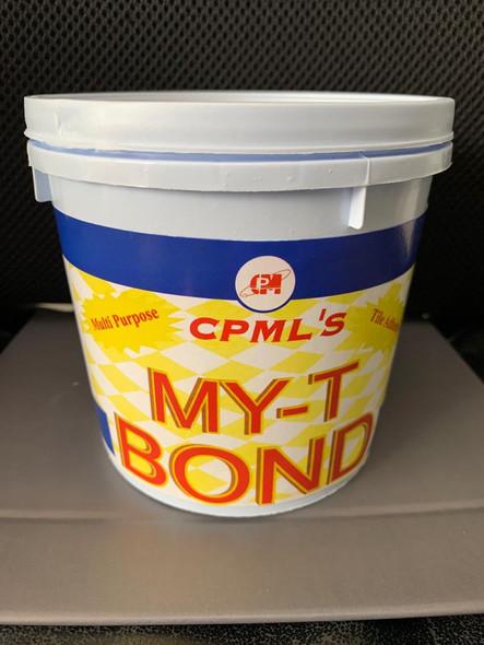 TILE ADHESIVE CPML MY-T BOND 2PT/1 LT
