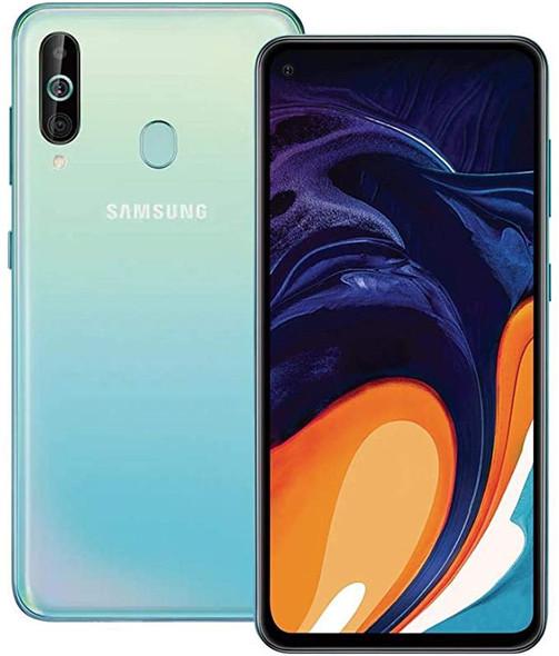 CELLPHONE SAMSUNG GALAXY A60 SEA WATER BLUE 64GB