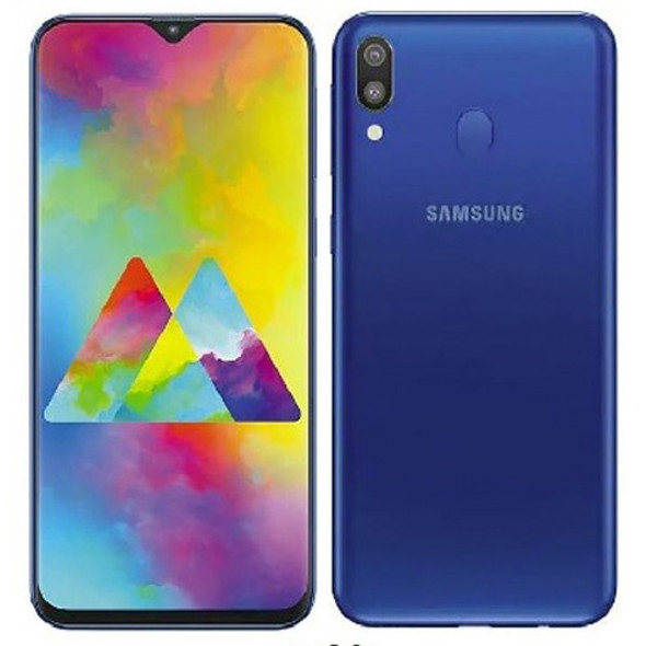 CELLPHONE SAMSUNG GALAXY M20 OCEAN BLUE 32GB