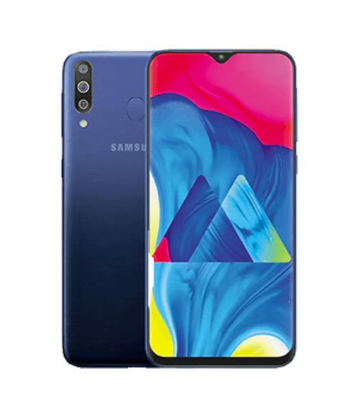 CELLPHONE SAMSUNG GALAXY M30 GRADATION BLUE 64GB