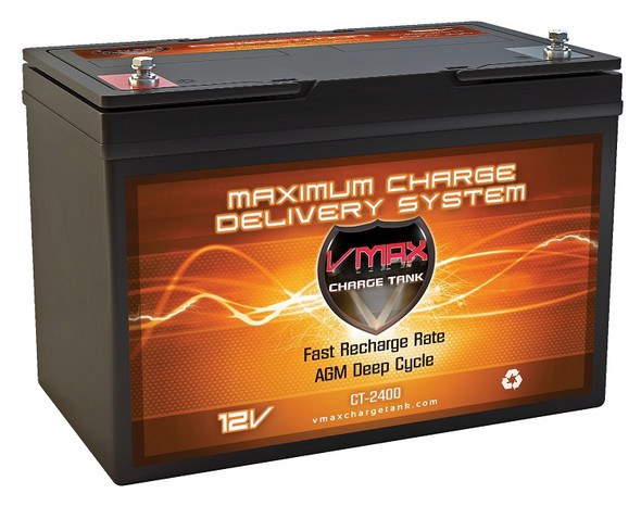 BATTERY VMAX CHARGE TANK CT-2400