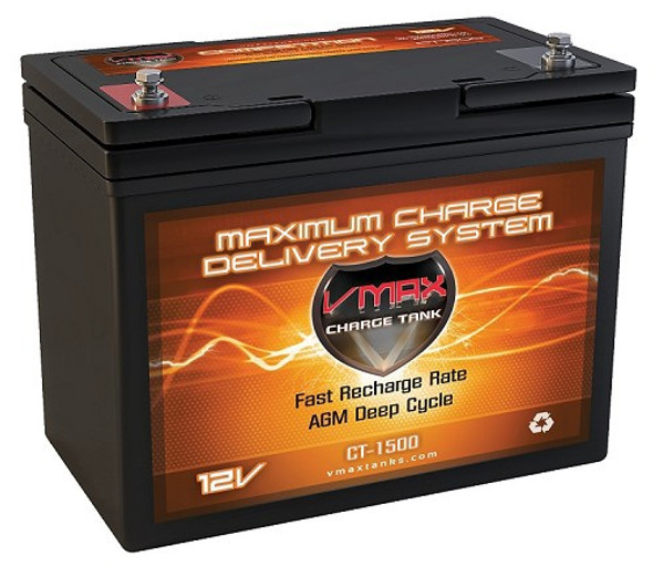 BATTERY VMAX CHARGE TANK CT-1500