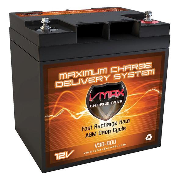 BATTERY VMAX CHARGE TANK V30 30AH 12V