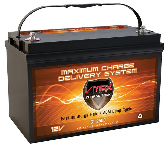 BATTERY VMAX CHARGE TANK CT-2500