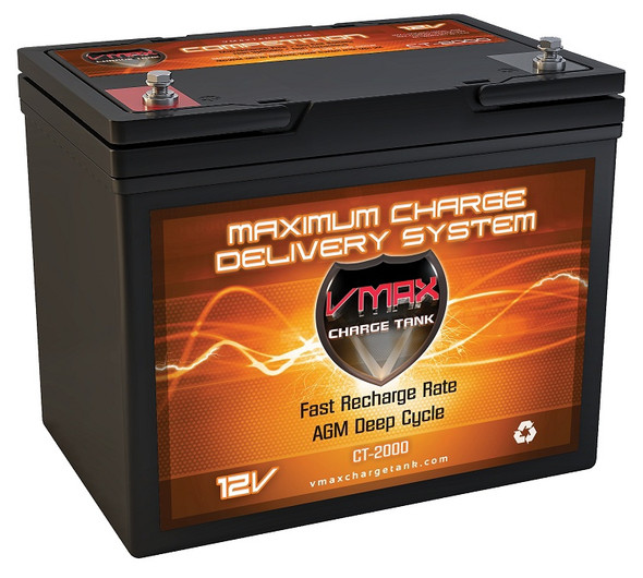 BATTERY VMAX CHARGE TANK CT-2000
