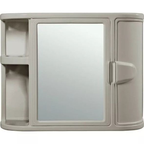 CABINET BATHROOM RIMAX PLASTIC WITH MIRROR 7316