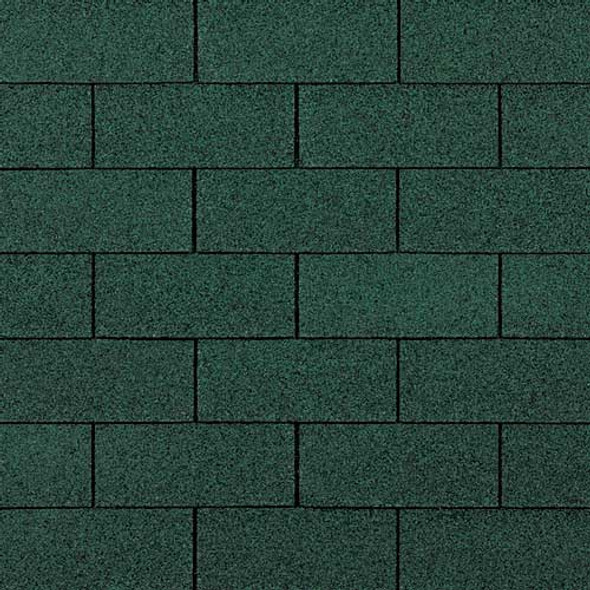 SHINGLES FOREST GREEN OWENS CORNING 25 YEARS SUPREME