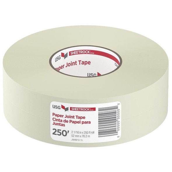 GYPSUM TAPE PAPER 250FT USG