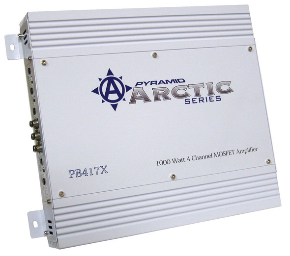 AMPLIFIER CAR PYRAMID PB 417X 1000W 4CH