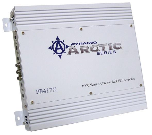 AMPLIFIER CAR PYRAMID PB 417X 1000W 4CH