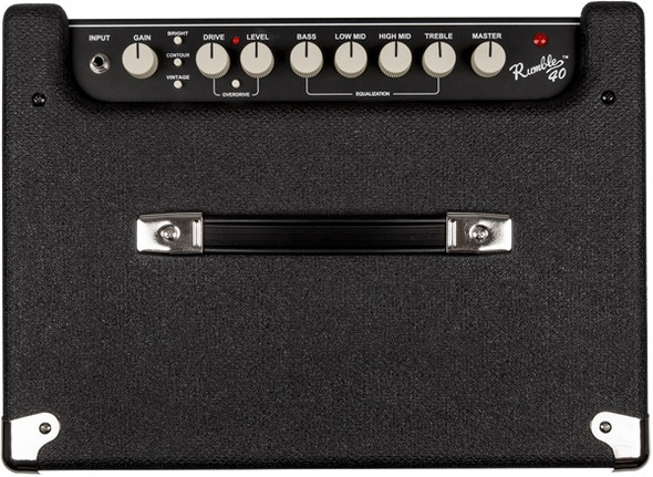 AMPLIFIER BASS GUITAR FENDER RUMBLE 40 2370300000