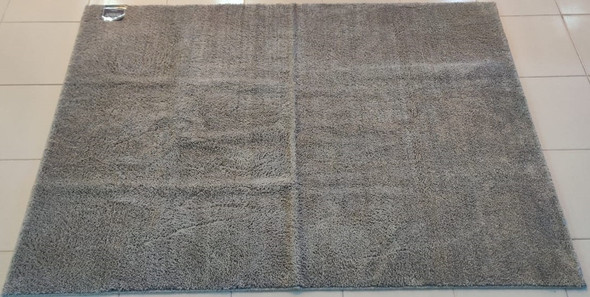 "FLOOR MAT 61 X 85"" HOME ACCENT RUG 152X213CM SHAGGY"
