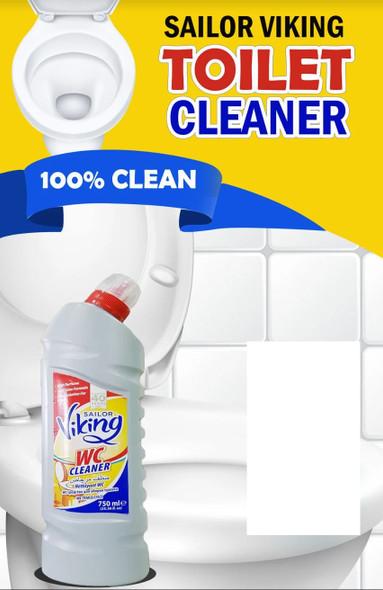 VIKING WC CLEANER TOILET BOWL 750ML