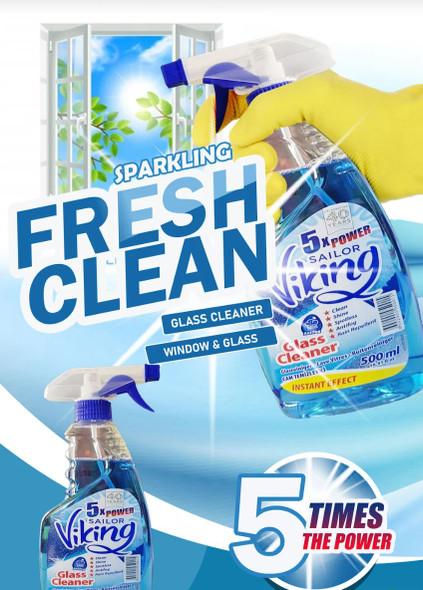 VIKING GLASS CLEANER 500ML
