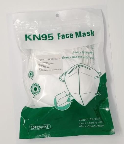 FACE MASK KN95 10PCS PACK HUAFU