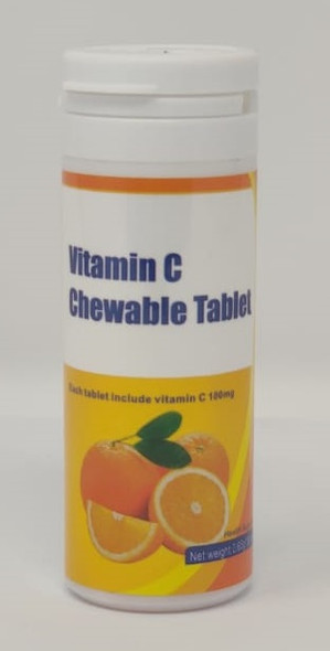 VITAMIN C CHEWABLE 30 TABLET