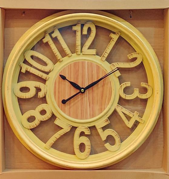 CLOCK WALL 51806