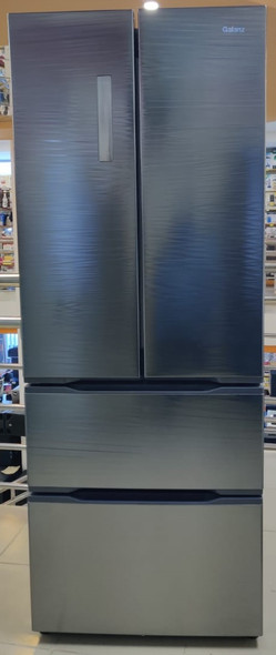REFRIGERATOR GALANZ BCD-415WTE-62H SILVER