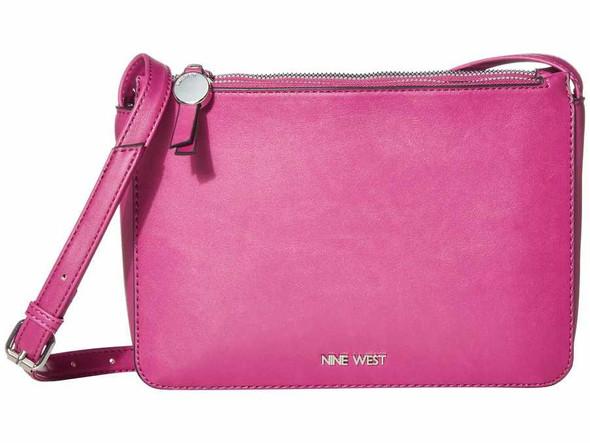 Bag Nine West Magenta Prosper Mini Nyla Cross Body