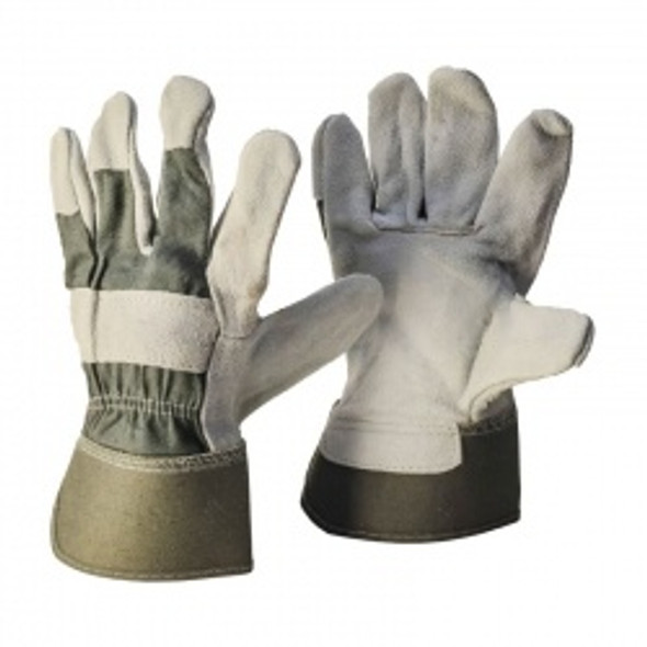 GLOVES WORK CENTURION #GL002 LEATHER
