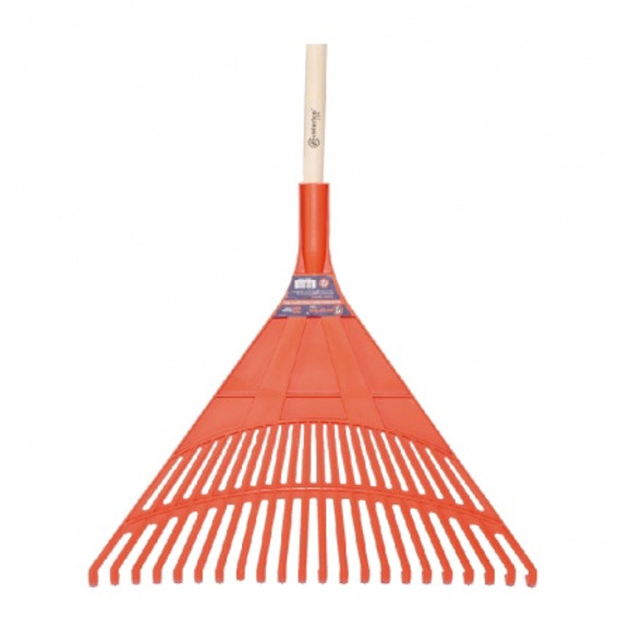 RAKE FAN PLASTIC 22T CENTURION W/HANDLE #PRFR001