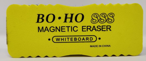 STATIONERY WHITEBOARD ERASER LARGE MAGNETIC BO.HO 888